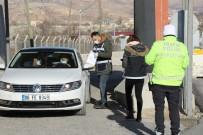 Mardin'de Maske Takmayanlara 48 Bin 670 Lira Ceza Kesildi