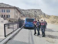 Ürgüp'te 3 Yıl 9 Ay Hapis Cezası İle Aranan Şahıs Yakalandı
