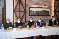 Başkan Büyükkılıç'tan Özhaseki'ye Zirvede 'Yatırım' Sunumu
