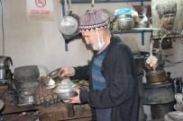 Burdur'un Son Kalaycıları Mesleklerini Ayakta Tutmaya Çalışıyor