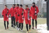 Eskişehirspor, Samsunspor Maçının Hazırlıklarına Başladı
