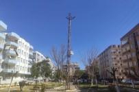 Viranşehir'de Parklar Güvenli Hale Getiriliyor