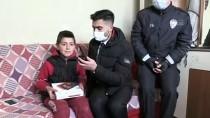 Yozgat'ta 5'İnci Sınıf Öğrencisinin CİMER'den İstediği Tableti Polisler Aldı