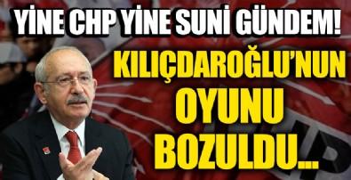 CHP'de büyük panik! İnce'nin partisi ile köşeye sıkışan Bay Kemal'in oyunu bozuldu! Berat Albayrak'a iftiralarla suni gündem çabası!