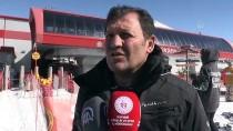 Kayseri'de Düzenlenen Snowboard 2. Etap Yarışları'nda Birincilere Ödülleri Verildi