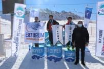 Snowboard Müsabakaları Tamamlandı