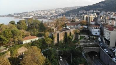 Balıkesir'de ilginç olay! Trabzon Valiliği yapan dedesinden kale miras kaldı!