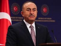 GÜNEY OSETYA - Çavuşoğlu'ndan BM tepkisi: 'Sessiz kaldınız!'