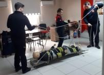 Altınova İtfaiyede Eğitimsiz Gün Yok