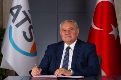 ATSO Başkanı Çetin Açıklaması 'Antalya Sağlık Turizmi Pastasından Daha Fazla Pay Almalı'