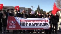 Niğde'de Vatan Partisi'nden HDP'nin Kapatılması Çağrısı