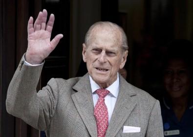 Prens William'dan Prens Philip'in Durumuna İlişkin Açıklama