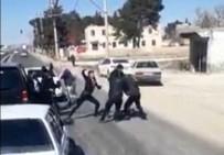 Şanlıurfa'da Yol Verme Kavgası Kamerada