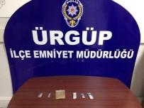 Ürgüp'te Polis Ekipleri Bonzai Ele Geçirdi