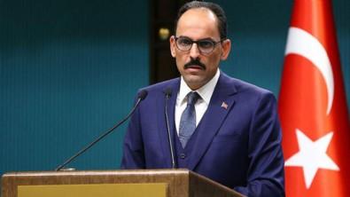 AB'nin HDP açıklamasına İbrahim Kalın'dan tepki!
