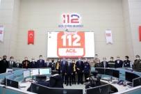 Acil Çağrıları Tek Numarada Birleştiren '112 Acil Çağrı Hattı' Kullanıma Açıldı