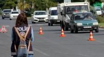 Bayburt'ta Trafiğe Kayıtlı Araç Sayısı Ocak Ayı Sonu İtibarıyla 15 Bin 843 Oldu