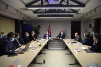 Büyükkılıç'tan Kayserigaz Toplantısı