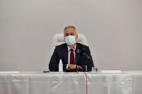 Isparta Valisi Seymenoğlu Açıklaması 'Temennimiz Bir An Önce Kontrollü De Olsa Normale Dönebilmek'