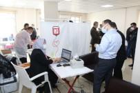 Viranşehir'de Korona Virüse Karşı Aşılama Sürüyor