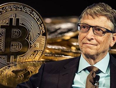 Bill Gates'ten flaş Bitcoin sözleri