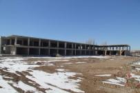 Bünyan Ticaret Merkezi İnşaatı Devam Ediyor