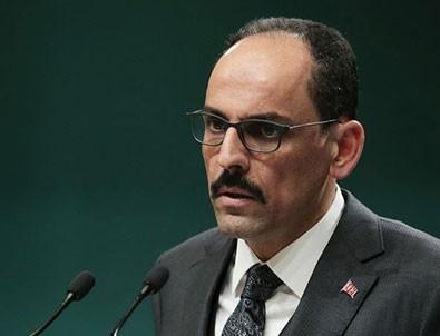 Cumhurbaşkanlığı Sözcüsü İbrahim Kalın'dan Ermenistan açıklaması!