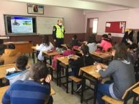 Jandarmadan, Yüz Yüze 'Öğrencilere Trafikte Farkındalık' Eğitimi Verildi