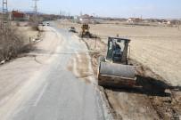Küçük Bürüngüz Ve Turan Mahalleleri Arası Yol İmar Planına Göre Genişliyor