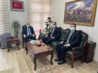 Niğde Belediye Başkanı Özdemir'den, Değişen Niğde İçin Ankara Temasları