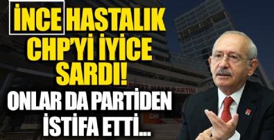 Sivas'ta 52 kişi Muharrem İnce'nin partisine geçmek için CHP'den istifa etti
