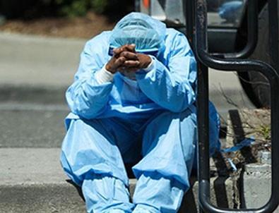 ABD'de koronavirüsten ölenlerin sayısı...!!!