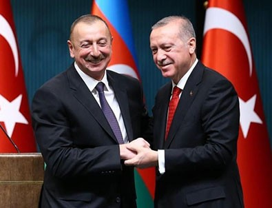 Azebaycan Cumhurbaşkanı Aliyev'den Türkiye açıklaması!