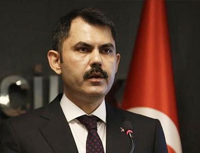 Bakan Kurum'dan CHP'ye çöp göndermesi!