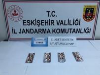 Bursa'dan Eskişehir'e Uyuşturucu Madde Getirmek İsterken Yakalandı