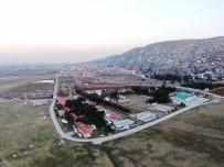 İnönü Belediyesinden THK Kampı Yanındaki Arsalar İle İlgili Haberlere İlişkin Açıklama