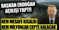 HIZLI TREN HATTI - Cumhurbaşkanı Erdoğan'dan önemli açıklamalar