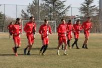 Eskişehirspor İstanbulspor Maçı Hazırlıklarını Tamamladı