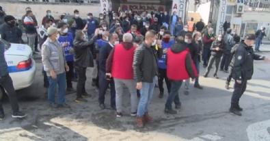 Maltepe'de CHP'li belediyenin 'uyanıklığı' gerginliğe neden oldu