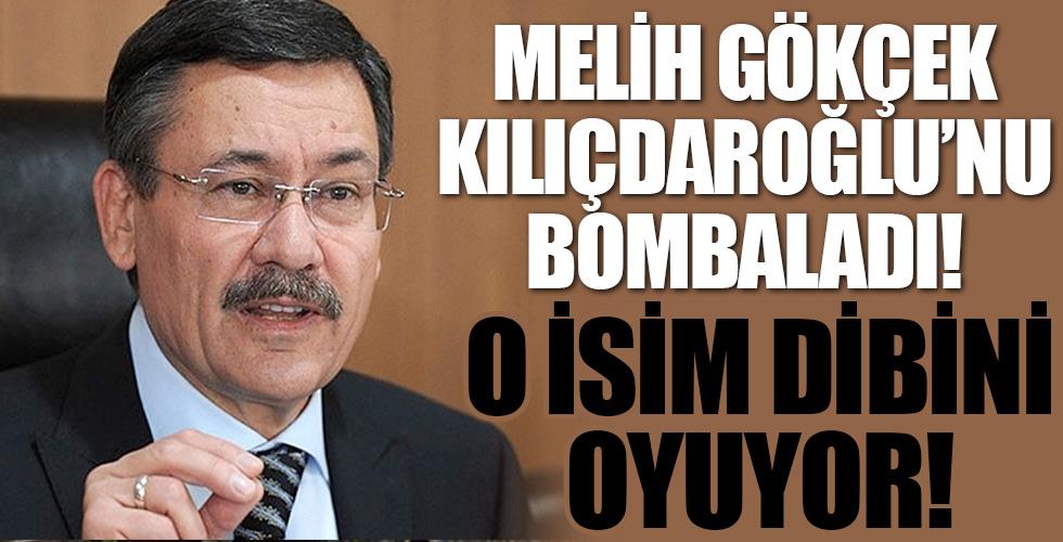 Melih Gökçek'ten olay sözler: CHP'li o isim Kılıçdaroğlu'nun dibini oyuyor
