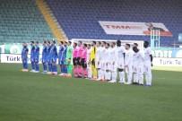 Süper Lig Açıklaması Çaykur Rizespor Açıklaması 0 - Demir Gurup Sivasspor Açıklaması 0 (İlk Yarı)