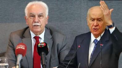 Vatan Partisi Genel Başkanı Doğu Perinçek'in 'MHP'nin başına geçmek şereftir' sözlerine MHP'den yanıt var