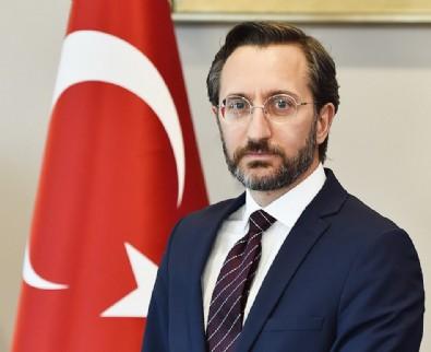 İletişim Başkanı Fahrettin Altun'dan CHP yönetimine çağrı!