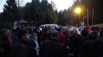 Taciz İddiasını Duyan Köylüler Toplandı, Kalabalığı Jandarma Dağıttı
