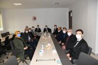 AK Partili Turan, Gökçeada'da Teşkilatlarla Bir Araya Geldi