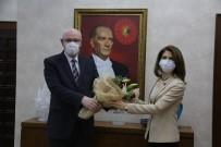 Dilara Tambova Başkan Kurt'u Ziyaret Etti