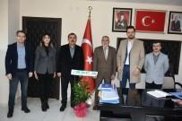 Eğitim Bir-Sen'den Başkan Bozkurt'a Ziyaret