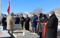 Şehit Mete Okur Mezarı Başında Dualarla Anıldı