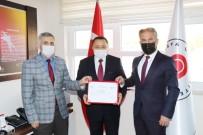 Taşova Yüksekokulu'na 'Sıfır Atık Yetki Belgesi'