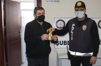 Bayburt Asayiş Ekipleri Dedektif Gibi İz Sürerek Altınlara Ulaştı